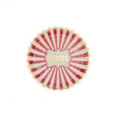 assiettes-circus-vintage | jourdefete.com