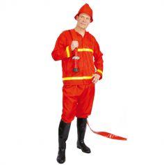 Déguisement de Pompier Homme