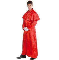 Déguisement de Cardinal Homme - Taille Unique