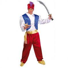 Déguisement Aladin Homme - Taille Unique
