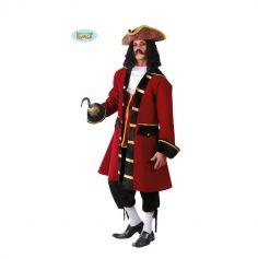 Déguisement de Pirate Chic Homme - Taille Unique