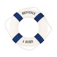 """Bouée """"Bienvenue à Bord"""" - 32 cm"""