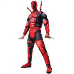 Déguisement Deadpool Adulte Marvel® Licence - Taille au Choix
