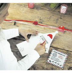 Sachet de 2 Lettres au Père Noël