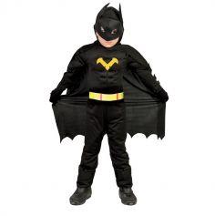 Costume Batboy Garçon - Taille au Choix