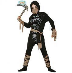 Déguisement Ninja Fantôme - Taille au choix