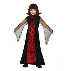 Déguisement de Vampiresse Gothique Enfant - Taille au Choix