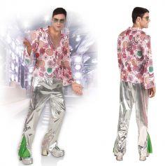 Déguisement Disco pour Homme - Taille Unique