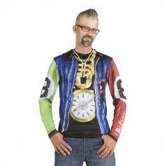 "Tee-shirt ""Rapper"" - Taille au choix"