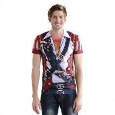 "Tee-shirt ""Pirate"" - Taille au choix"