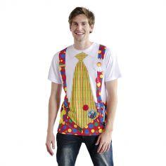 """Tee-shirt """"Clown"""" - Taille au choix"""