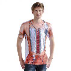 "Tee-shirt ""Indien"" - Taille au choix"