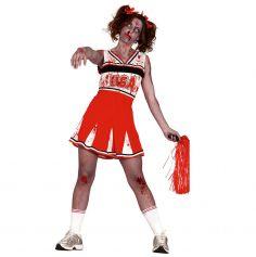 Cheerleader Zombie Femme - Taille au Choix