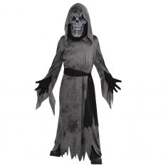 Déguisement de Ghoul avec Masque Garçon / Ado - Taille au Choix
