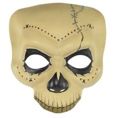 Masque de sorcier Vaudou