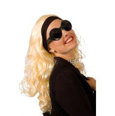 Perruque Blonde Jackie K