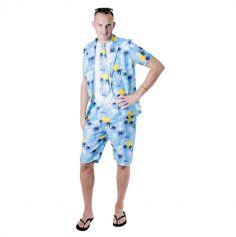 Ensemble Summer Party Hawaïen