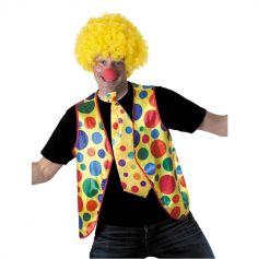 Veste de Clown - Taille Unique