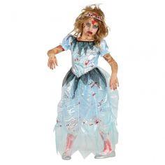 Déguisement Fille - Princesse Zombie - Taille au Choix