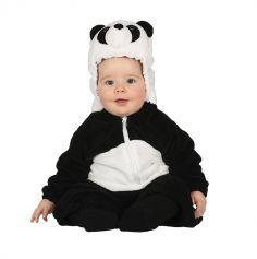 Costume de Panda Bébé - Taille au Choix