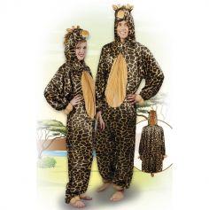 Costume de Girafe en peluche - Taille au choix