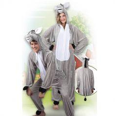 Costume d'Ane en peluche - Taille au choix