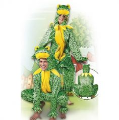 Costume de Grenouille en peluche - Taille au choix