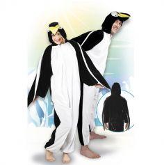 Costume en peluche de Pingouin - Taille au choix