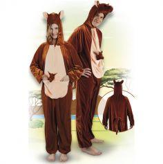 Costume en peluche de Kangourou - Taille au choix