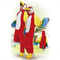 Costume en peluche de Perroquet - Taille au choix