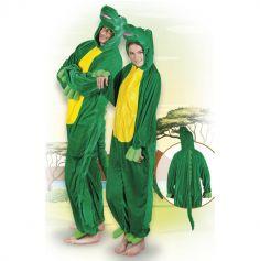 Costume de Crocodile en peluche - Taille au choix