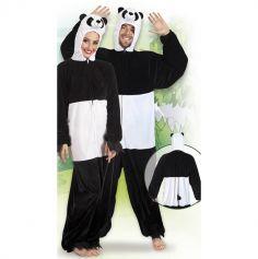 Costume en peluche Panda - Taille au choix