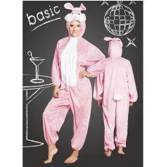 Costume de Cochon en peluche - Taille au choix
