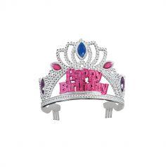 """Tiare de princesse """"Happy Birthday"""""""