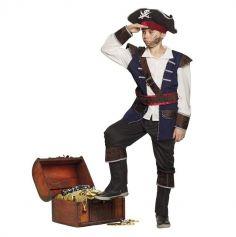 Déguisement Pirate Vince Garçon - Taille au Choix