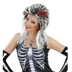 Pince à Cheveux Main de Squelette