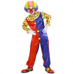Déguisement de Clown Farceur pour Enfant - Taille au Choix