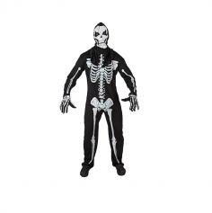 Déguisement Squelette et son Masque Homme - Taille au Choix