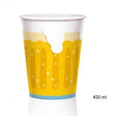 Sachet de 6 Gobelets Oktoberfest - 450 ml