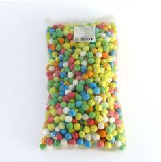 1000 Boules à Sarbacane Multicolores