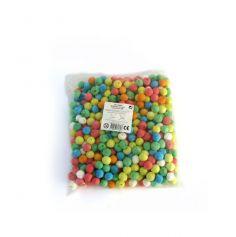 500 Boules à Sarbacane Multicolores