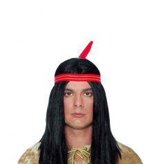 perruque d'indien