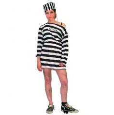 déguisement prisonnière