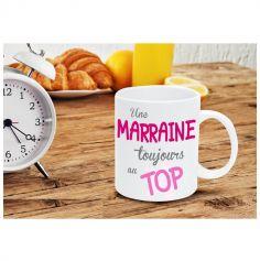 Mug - Une Marraine toujours au top