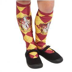 Accessoires de Déguisement - Chaussettes Satinées - Harry Potter - Gryffondor | jourdefete.com