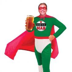 costume adulte biere man | jourdefete.com