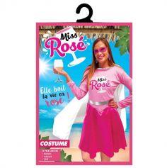 déguisement miss rosé pour femme | jourdefete.com
