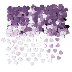 "Confettis de Table ""Coeur Rose"""