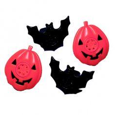 Sifflets Citrouille Halloween
