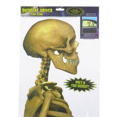 decoration electrostatique squelette | jourdefete.com